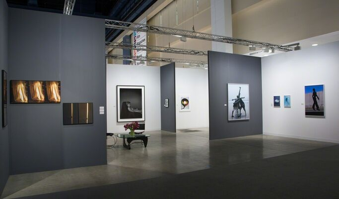 Pace/MacGill Gallery at Art Basel in Miami Beach 2016, installation view