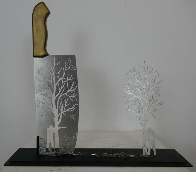 Li Hongbo 李洪波, 'The Tree', 2016