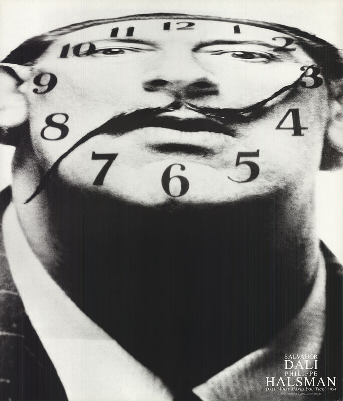 Salvador Dalí, 'What Makes You Tick?', 1994, Ephemera or Merchandise, Offset Lithograph, ArtWise