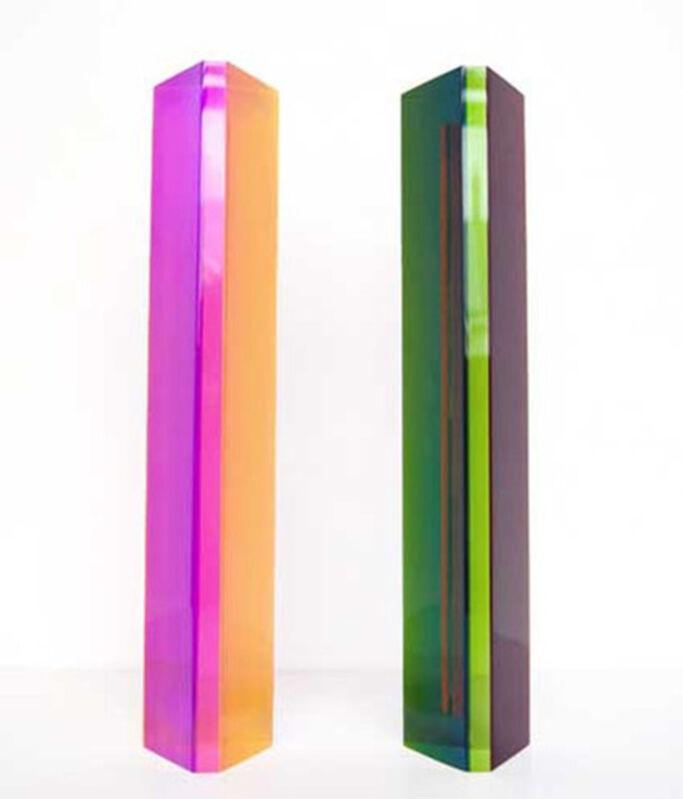 Vasa, 'Baton:Hawaii', 2012, Sculpture, Acrylic, Caviar20