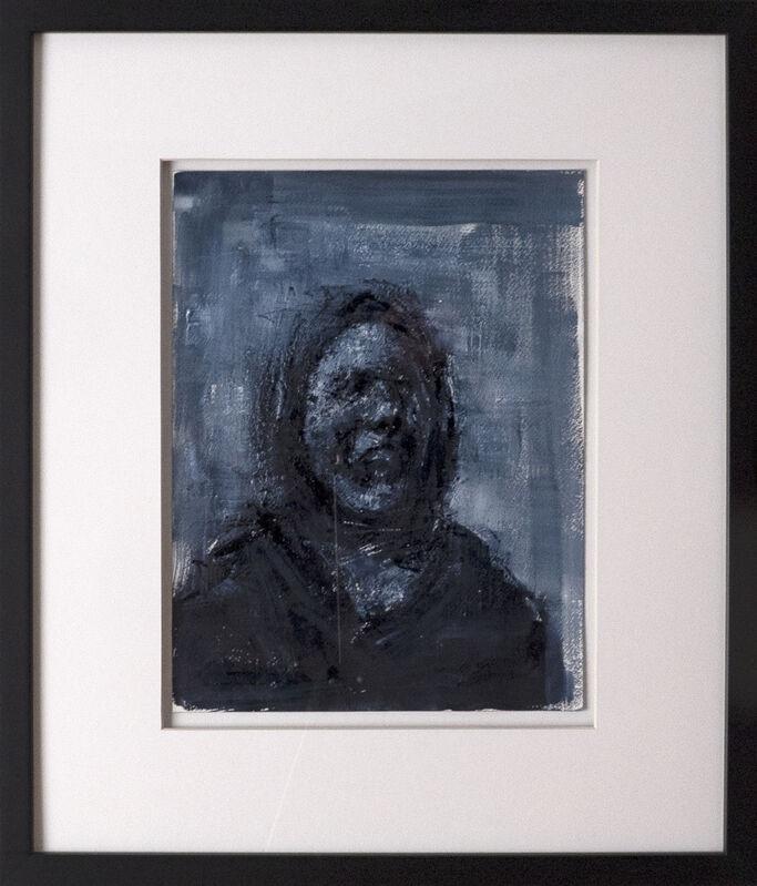 Alex Merritt, 'Happy Place', 2021, Painting, Gouache & Watercolor on Paper, Aux Gallery