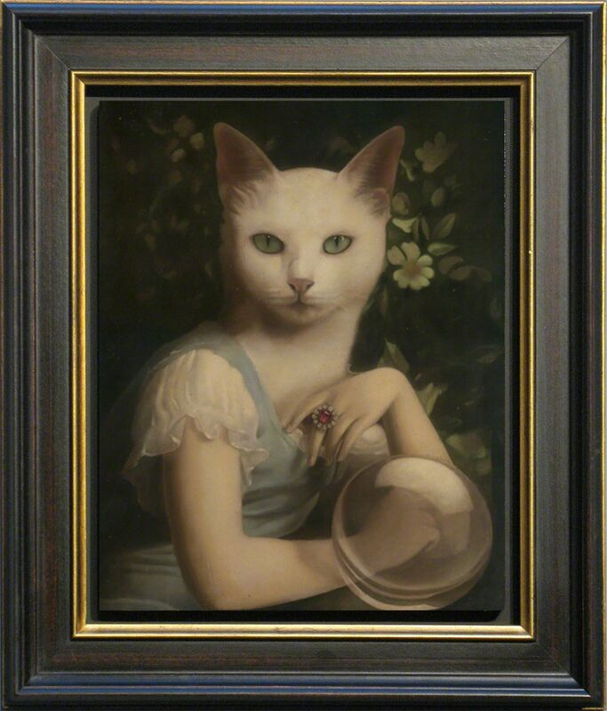 Stephen Mackey, 'An Unspeakable Fortune', 2013, Painting, Oil On Panel, ARCADIA CONTEMPORARY