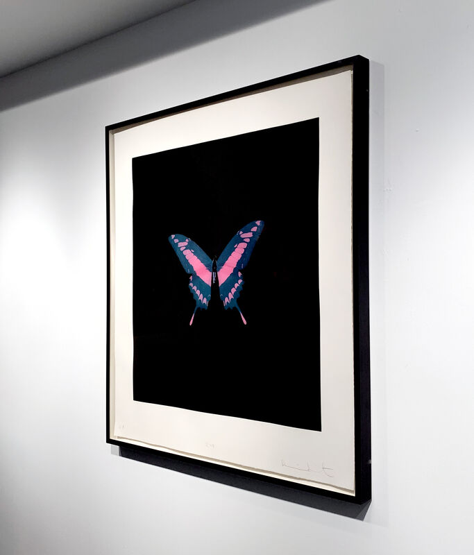 Damien Hirst, 'Souls on Jacob's Ladder (unique)', 2008, Print, Pigments on etched ground, DTR Modern Galleries