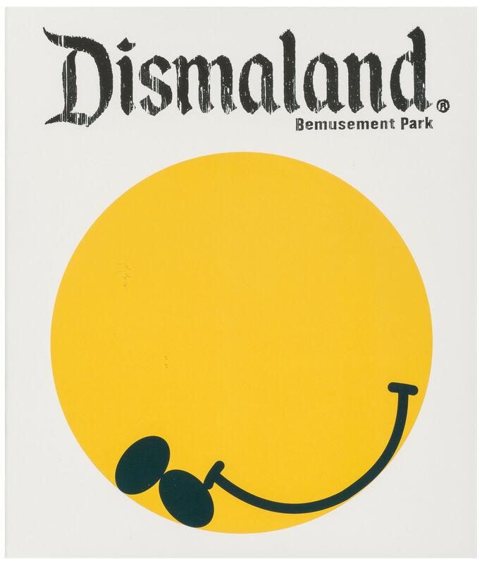 Banksy, 'Dismaland Bemusement Park ', 2015, Ephemera or Merchandise, Booklet, JG Contemporary