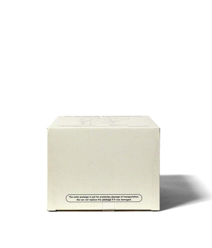 KAWS, 'COMPANION – LAZZARINI VERSION (Grey)', 2010, Sculpture, Painted cast vinyl, DIGARD AUCTION