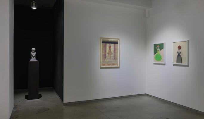 VERNACULAR WOMAN, installation view