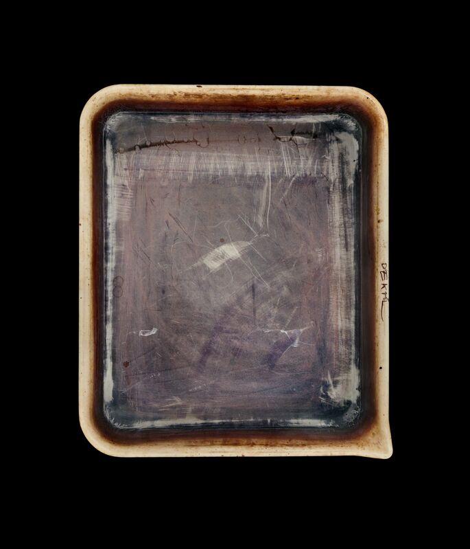 John Cyr, 'Emmet Gowin's Developer Tray', 2010, Photography, Pigment print mounted, Elizabeth Houston Gallery