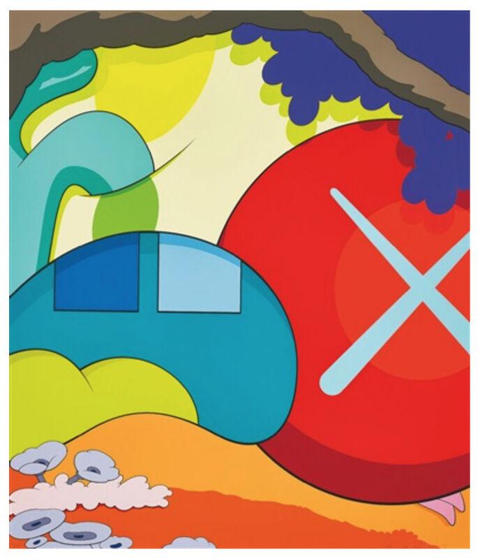 KAWS, 'You Should Know I Know', 2015, Print, Galerie C.O.A