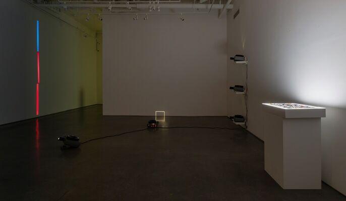 Francisco Ugarte: Slideshow, installation view