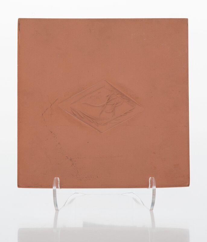 Pablo Picasso, 'Losange à la danse', 1971, Design/Decorative Art, Terre de faïence tile, Heritage Auctions