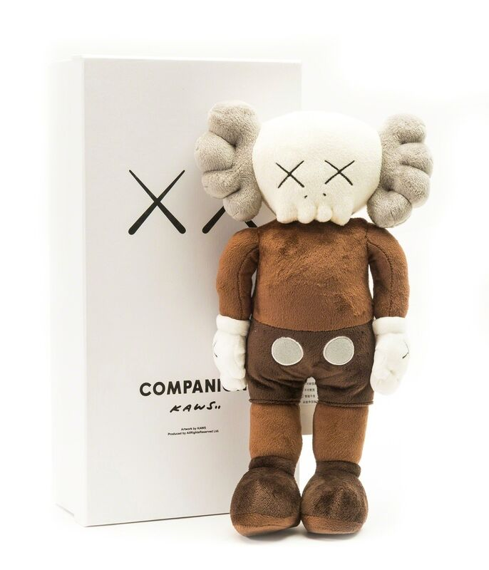 KAWS, 'Clean Slate', 2015, Other, The plush fabric multiple, Forum Auctions