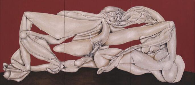 Eduardo Arranz-Bravo, 'Triptico Sevillano', 2018