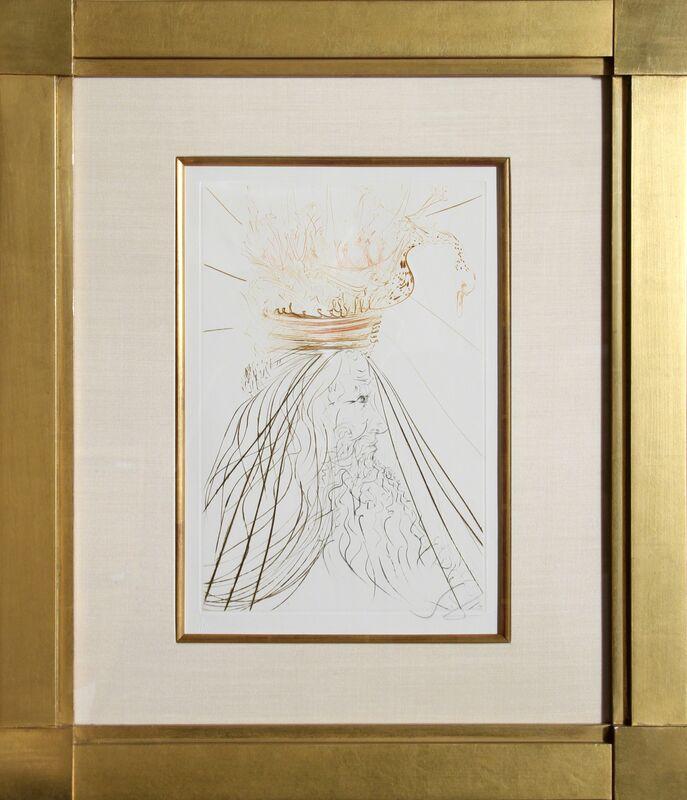 Salvador Dalí, 'Le Roi Marc from Tristan et Iseult', 1970, Print, Etching, RoGallery
