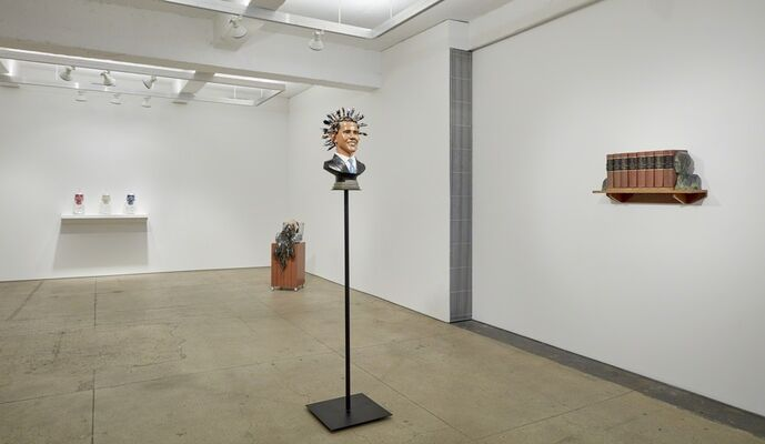 Brian Tolle: POTUS, installation view