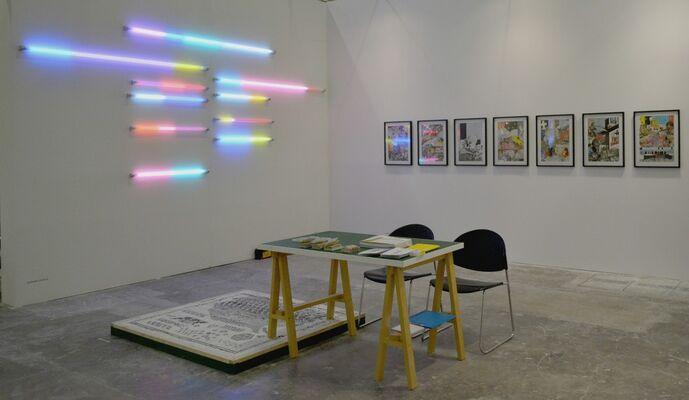 SGR Galería at ARTBO 2018, installation view