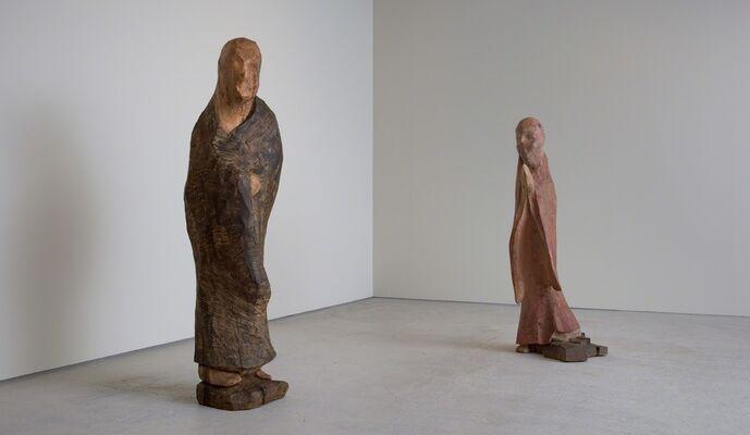 Kishino Sho Exhibition, installation view