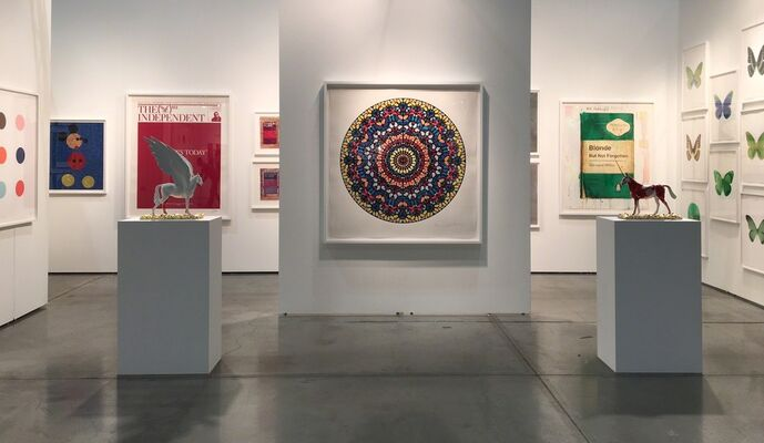 Other Criteria at Seattle Art Fair 2016, installation view