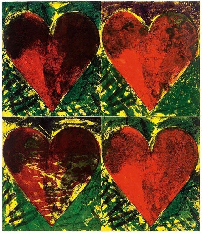 Jim Dine, 'L.A. Eyeworks', 1982, Print, Four part etching, aquatint and carborundum, Joseph Fine Art LONDON