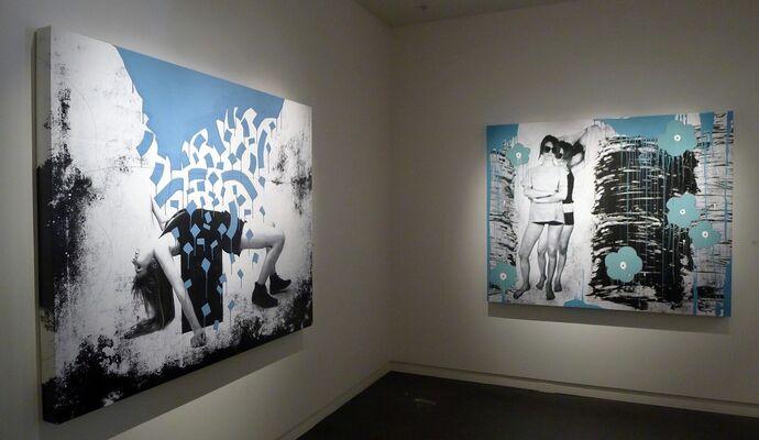 Judith Kindler - Desire, installation view