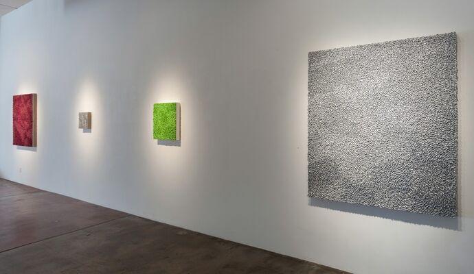 Robert Sagerman and Alison Hall, installation view