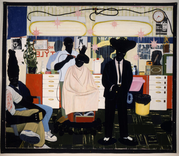 Kerry James Marshall, 'De Style', 1993