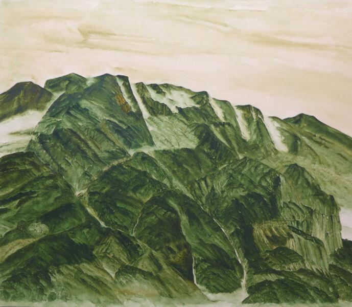 Lin Chuan-Chu, 'Mountain', 2016