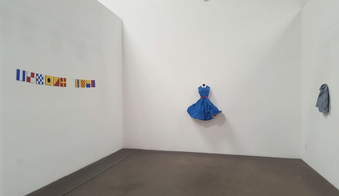 Swagger, installation view