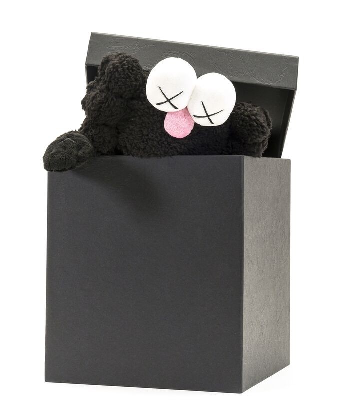 KAWS, 'BFF Companion (Where the end starts)', 2016, Other, Plush fabric multiple, Forum Auctions
