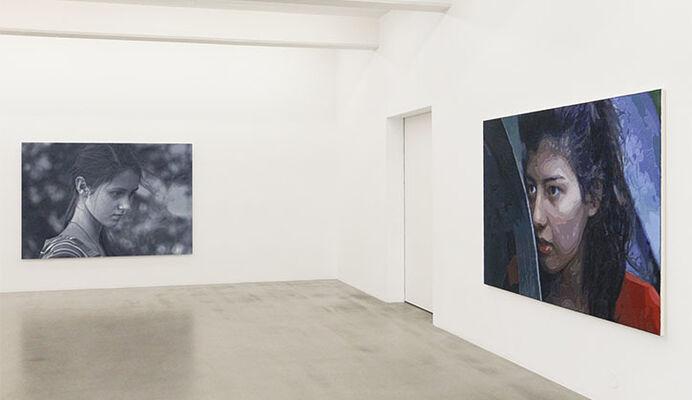 Ramazan Bayrakoğlu, installation view