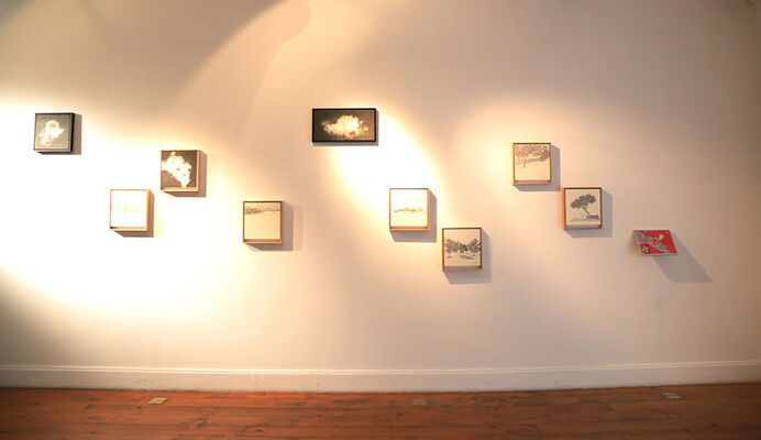 Soliloquy in Dream | Frank Tang & Tang Jie Duo Exhibition, installation view