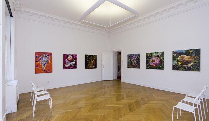 Make Love, installation view
