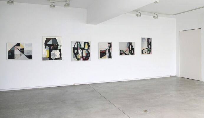 JEROEN EROSIE - DERIVE, installation view