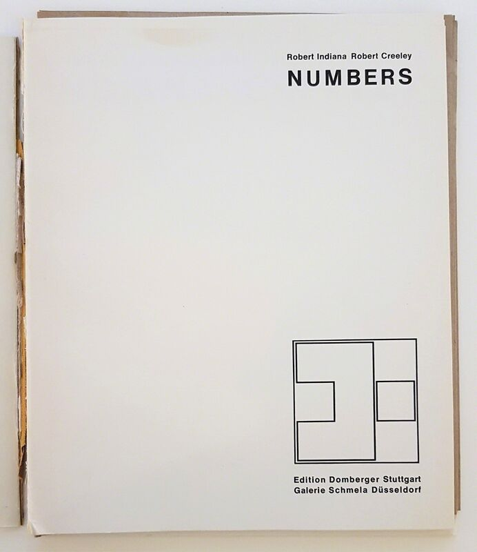 "Robert Indiana, 'Numbers Suite: ""Nine""', 1968, Print, Original Screen Print on paper, Cerbera Gallery"