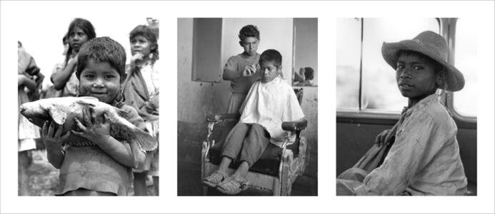 Rodrigo Moya, 'Niños indígenas'