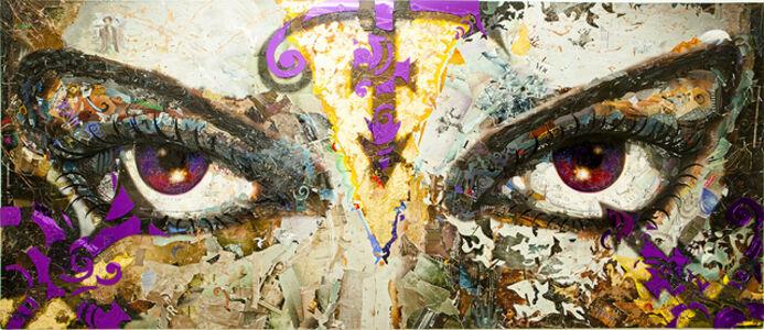 Brayden Bugazzi, 'Prince Eyes', 2016