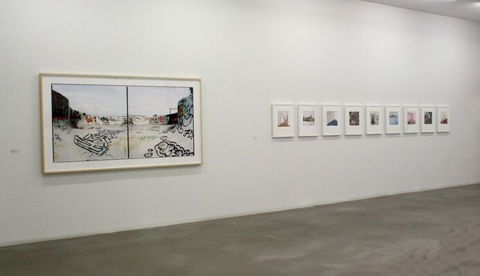 Brian Howell: A Survey, installation view