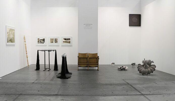 massimodeluca at Artissima 2016, installation view
