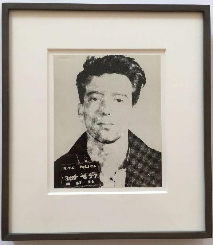 Andy Warhol, '13 Most Wanted Men (No. 11 John Joseph H.)', 1967, Print, Silkscreen, Dranoff Fine Art