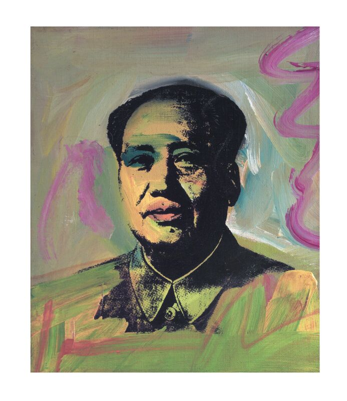 Andy Warhol, 'Mao', 1973, Painting, Acrylic and silkscreen ink on canvas, Stellan Holm Gallery