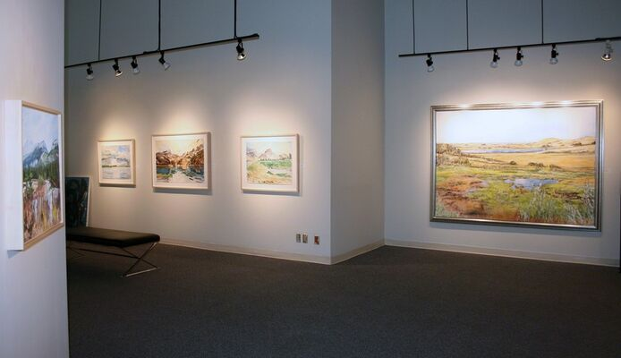 Dorothy Knowles: Through the Years, installation view