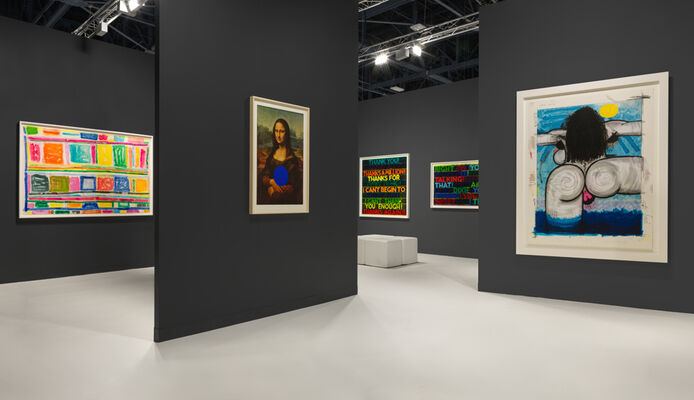 Two Palms at Art Basel in Miami Beach 2016, installation view