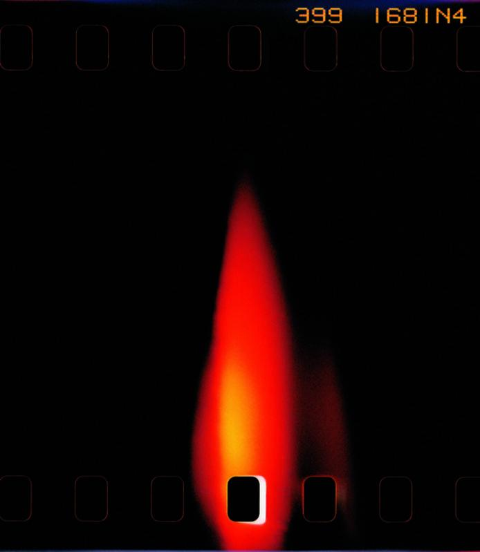 Piotr Uklanski, 'Untitled (Flame)', 2001, Photography, Chromogenic print, The Metropolitan Museum of Art