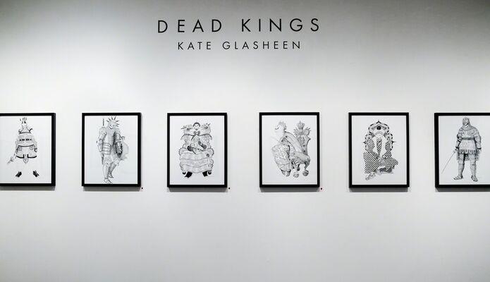 Kate Glasheen: Dead Kings, installation view
