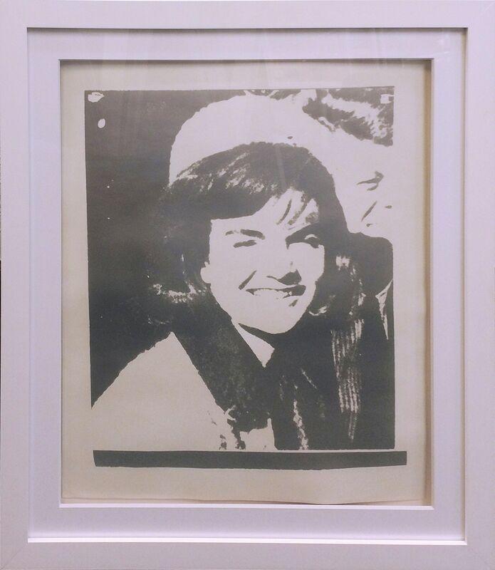 Andy Warhol, 'JACQUELINE KENNEDY I FS II.13', 1966, Print, SCREENPRINT, Gallery Art