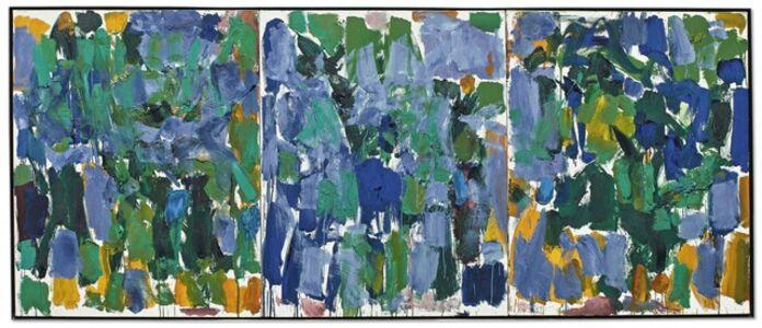 Joan Mitchell, 'Parasol', 1977