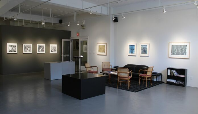 The Print, installation view