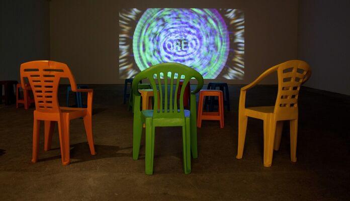 Cameron Platter / SCREAMING HALLELUJAH, installation view