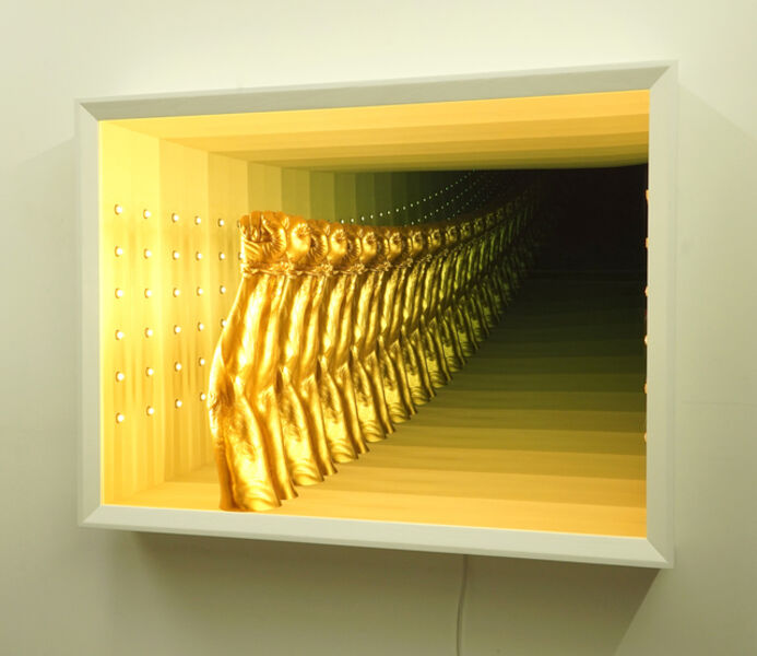 Glenn Kaino, 'Bridge (acceleration)', 2018