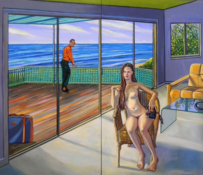 Stewart MacFarlane, 'Clear Day', 1999