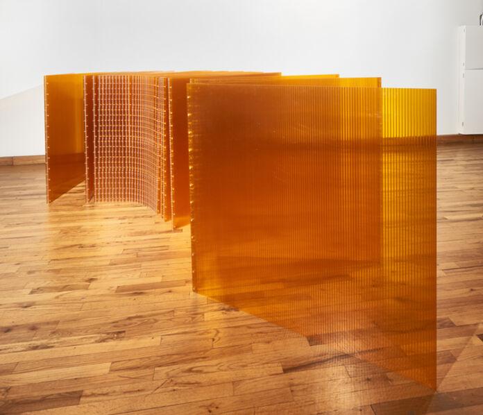 Marta Chilindron, 'Cube 48 Orange', 2014